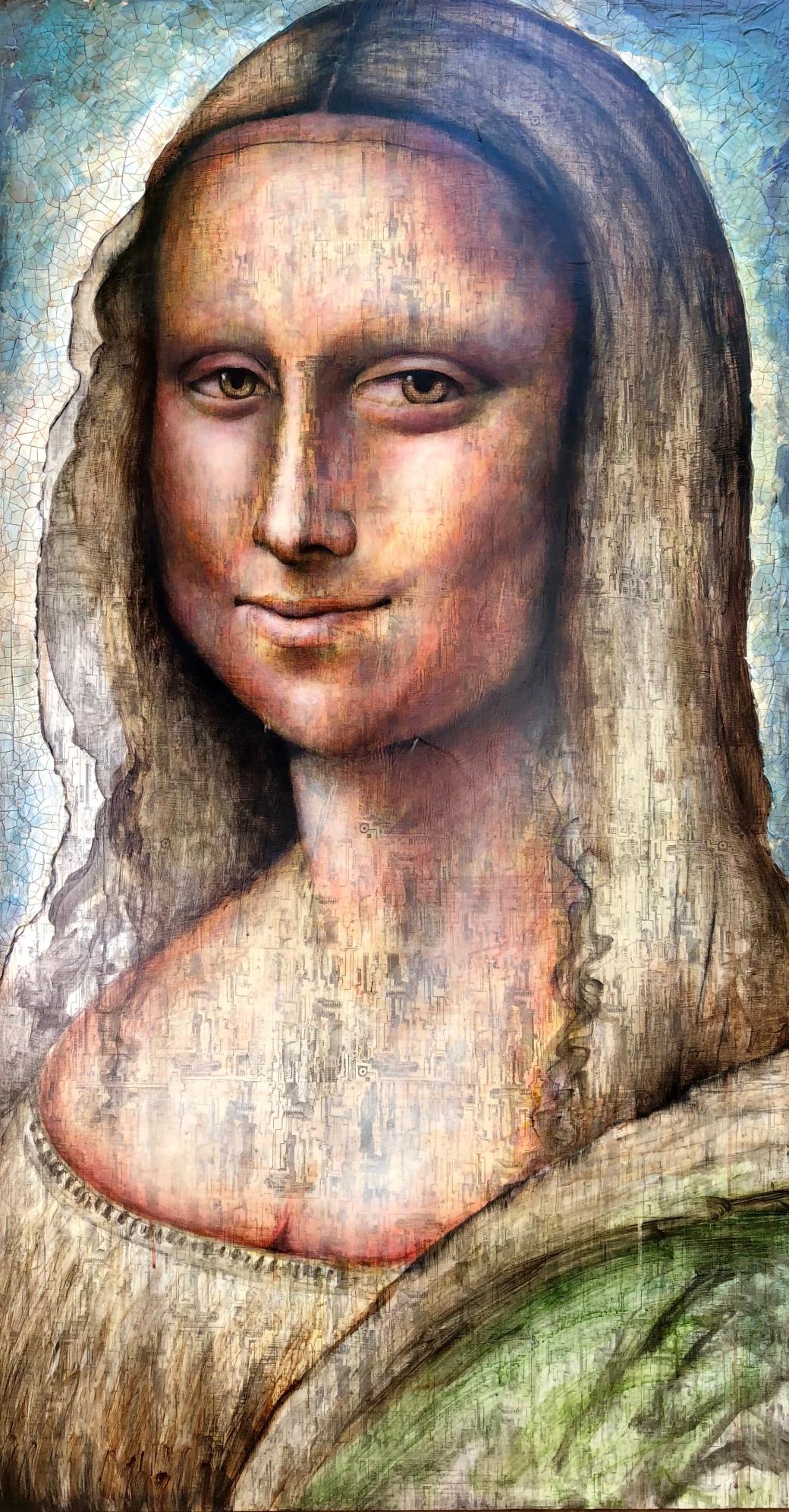 Mona Lisa 67x36
