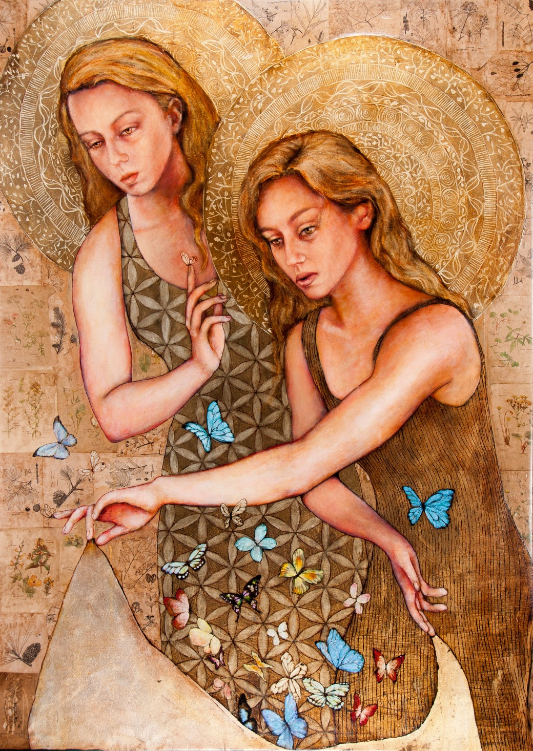 Releasing the Butterflies 88x63