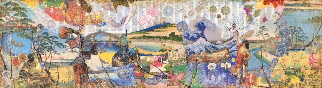 Cultural Landscape 18x65
