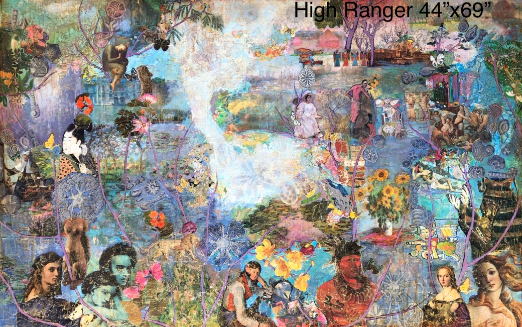 High Ranger 44x69