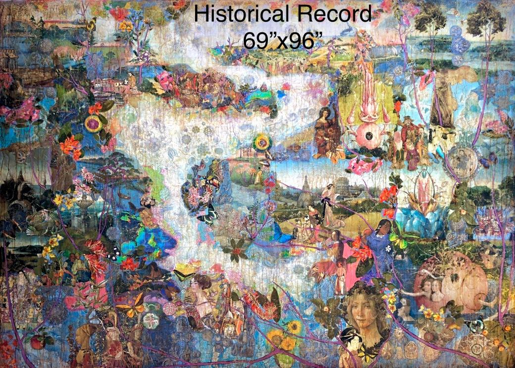 Historical Record 69x96