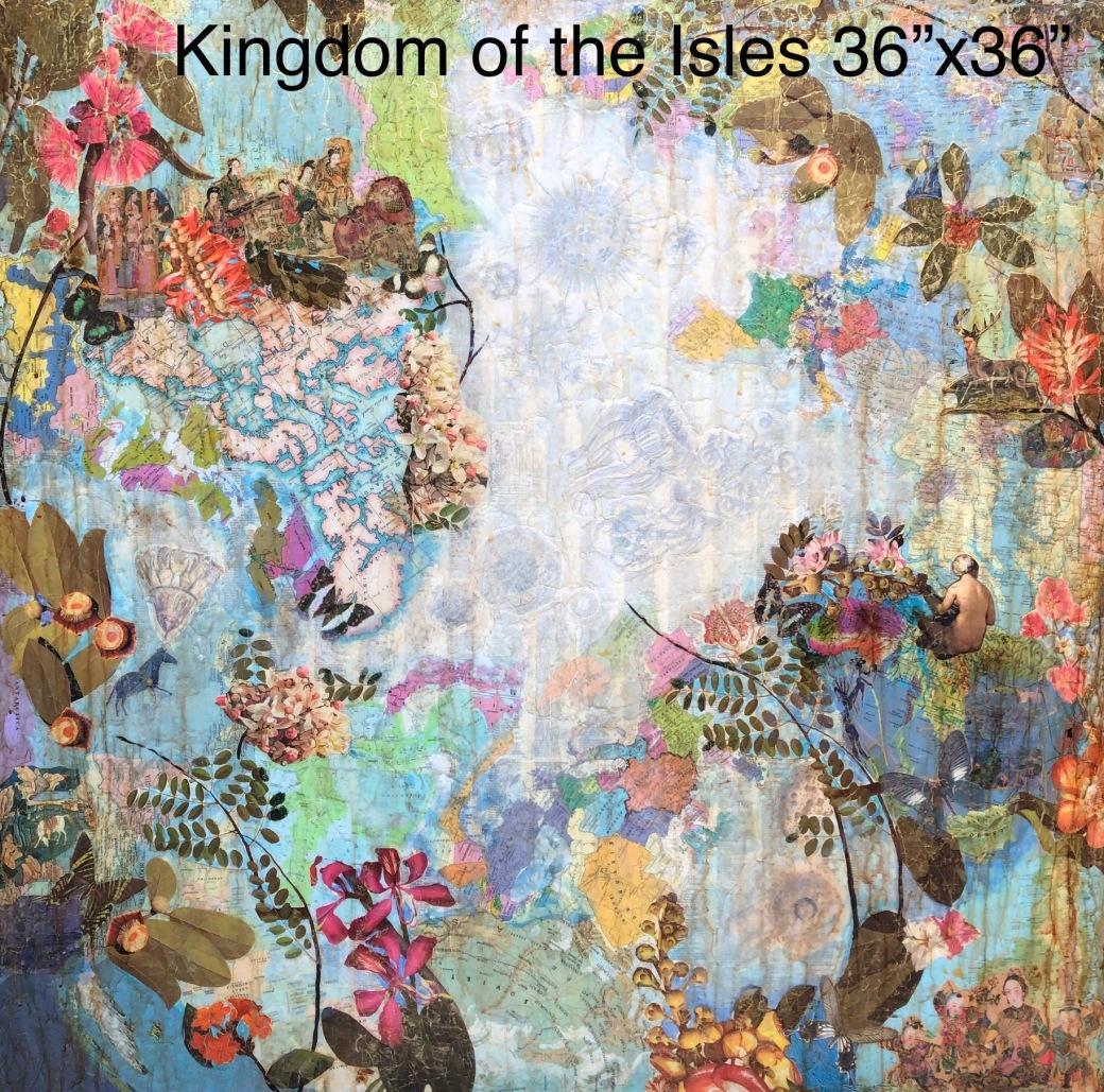 Kindom of the Isles 36x36