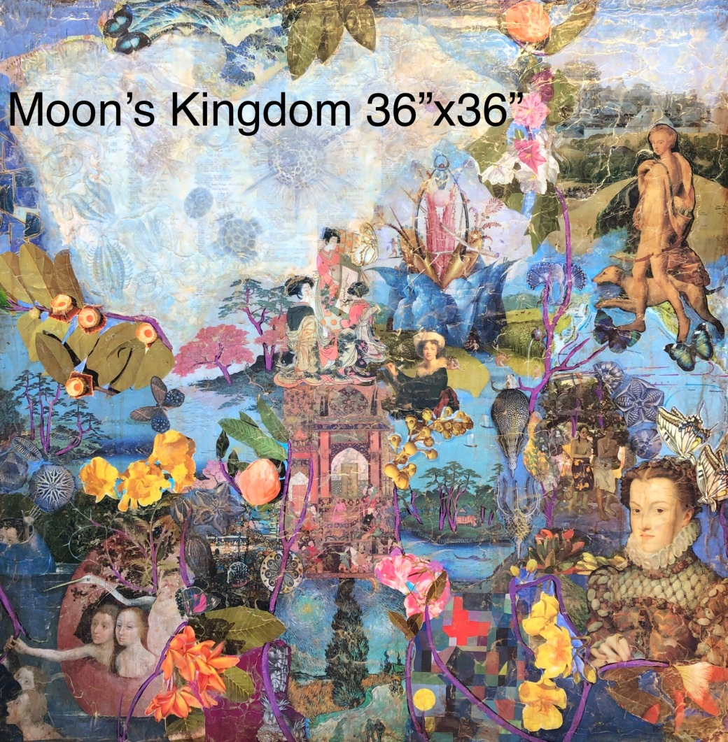 Moon's Kingdom 36x36
